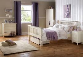 Shaker Style Bedroom Furniture White Combination Wardrobe With 3 Drawers Cameo