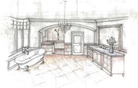 bathroom interior design sketches. Bathroom Sketch Bathrooms Pinterest With Top Interior Design Sketches