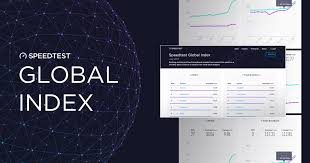 Speedtest Global Index Monthly Comparisons Of Internet