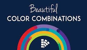 Color Contrast Combination Chart 50 Beautiful Color Combinations And How To Apply Them To