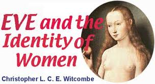 eve and the identity of women eve s identity