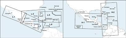 Mexico Ifr Charts Ifr Enroute Aeronautical Charts And Planning