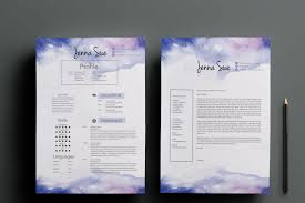 This beautiful and professional resume package will help you get noticed!  The package includes a