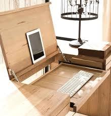 impressive office desk setup. office pod desk very cool idea for spaces with little room or a best impressive setup