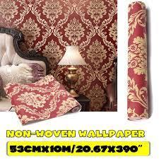 Surprise 3D 10M Non-woven Wallpaper go ...