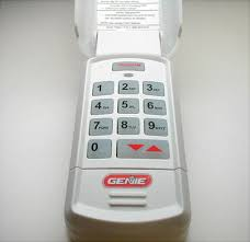 genie garage door keypadOutside Keypad Programming  GenieDoor Garage