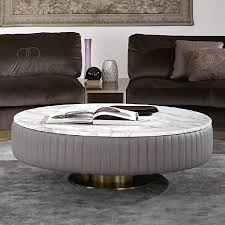leather marble top round coffee table round marble coffee table uk large