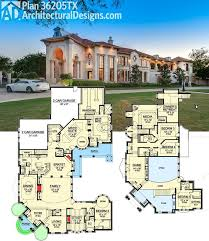 luxury estates floor plans