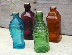Decorative Colored Glass Bottles I want ALL of these Gorgeous Vintage Blenko Glass Pinterest 94