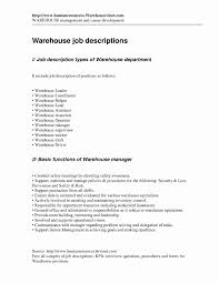 Driver Job Description For Resume 100 Elegant Truck Driver Resume Format Resume Writing Tips 85