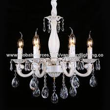 china unique buffet lamps chandeliers with crystal light