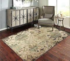 modern wool rugs 8x10 area for living room fl rug