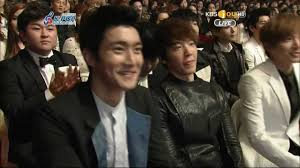 Hd 120222 Kbs Joy 1st Gaon Chart Kpop Awards 2011 Super Junior Under Stage Cuts 02 24