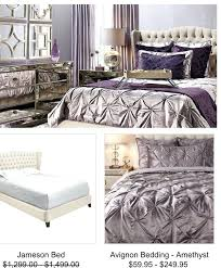 z gallerie bedding