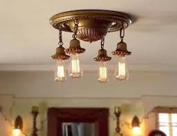 antique brass pan light fixture lighting parts antique brass pan light fixture lighting parts