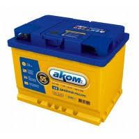 Аккумулятор <b>Аком EFB 55</b> А/ч R | <b>Аком</b> | Сеть шинных центров ...