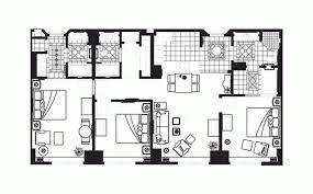 Elara Las Vegas 2 Bedroom Suite Premier