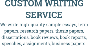 Custom assignment ghostwriting site