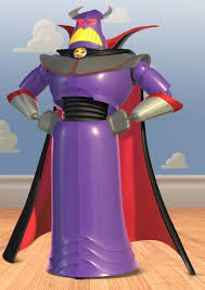 Evil Emperor Zurg From Toy Story