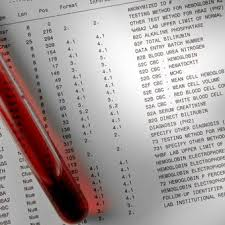 Complete Blood Count Normal Ranges Chart Complete Blood Count Cbc Normal Ranges Test Results Chart