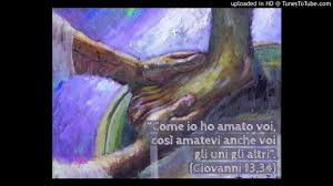 Risultati immagini per Vangelo: Gv 13,31-35