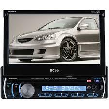 boss bv9982i motorized 7 touchscreen lcd dvd mp3 cd am fm car 265 3001 alt 0 jpg