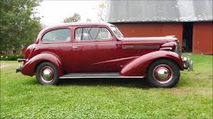 1938 Chevrolet Master Deluxe 2 Door Sedan - YouTube