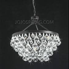 antique copper 5 light crystal drop chandelier pertaining to attractive residence glass chandelier crystals designs