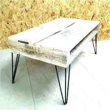 hairpin coffee table hairpin coffee table stormy hairpin coffee table world market