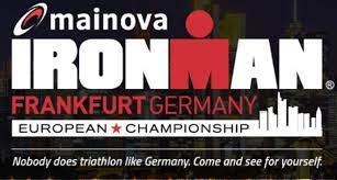 Das ist am sonntag, 15. Ironman Frankfurt Termin 2021 15 August 2021 In Langen Hessen Deutschland