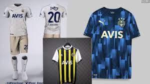 Fenerbahçe 2022 formalar 2#) Yeni sezon formaları - YouTube