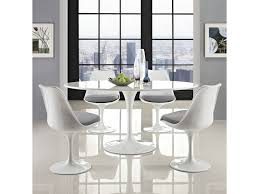saarinen round dining table inspiration furniture modern dining room with fancy saarinen round dining