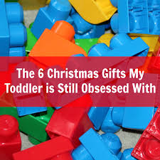 The 6 Christmas Gifts My Toddler is Still Obsessed With - Pick Any Two