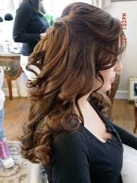 half up half down hairstyles wedding. half up down wedding hairstyles mother groom