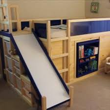 cool diy kids beds. Delighful Kids Cool DIY Kids Bunk Bed Ideas And Tutorials Throughout Diy Beds I