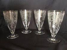 Fostoria Glass Patterns Custom Fostoria Patterns EBay