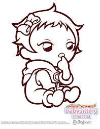 Small Picture Dibujos para colorear mama de babysitting mama para wii coloring