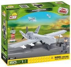 <b>Конструктор Cobi</b> Small Army 2147 <b>Армейский</b> дрон — купить по ...