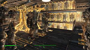 Power Armor Display Stand Fallout 100 Extreme 100 Power Armor Suits Album On Imgur 16