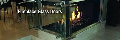 chimney glass door fireplace glass doors chimney glass doors