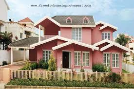 exterior wall paint colour combination. home exterior wall paint color scheme and combination   by bathroom improvement colour