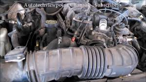 spark plug replacement ford explorer 4 0l 2001 tips install remove 2005 Ford Explorer Spark Plug Wire Diagram spark plug replacement ford explorer 4 0l 2001 tips install remove replace how to change youtube 2005 ford ranger spark plug wire diagram