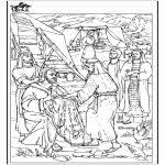 Bijbel Kleurplaten Oude Testament Kleurplaten Bijbel