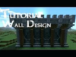 minecraft wall designs. Minecraft Wall Designs Castle Exterior E Medieval Tower Design .