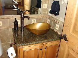 unique bathroom lighting. Unique Bath Vanities Bathroom Lighting In Traditional With Bowl Sink And Bronze Faucet On U