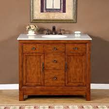 42 inch vanity cabinet. Single Sink Bathroom Vanity Cabinet Marble Top Bath Furniture On 42 Inch