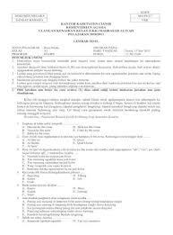 Kunci jawaban rancage diajar basa sunda kelas 6 guru ilmu sosial. Soal Basa Sunda Sma Pdf Document