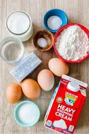 cream puffs recipe video