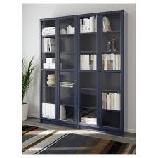 Ikea Billy Bookcase Billy Bookcase Dark Blue 160x202x30 Cm Ikea