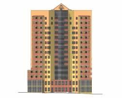 Скачать бесплатно дипломный проект ПГС Диплом № этажный  Диплом №2100 15 этажный жилой дом с подземной автостоянкой в г Хабаровск